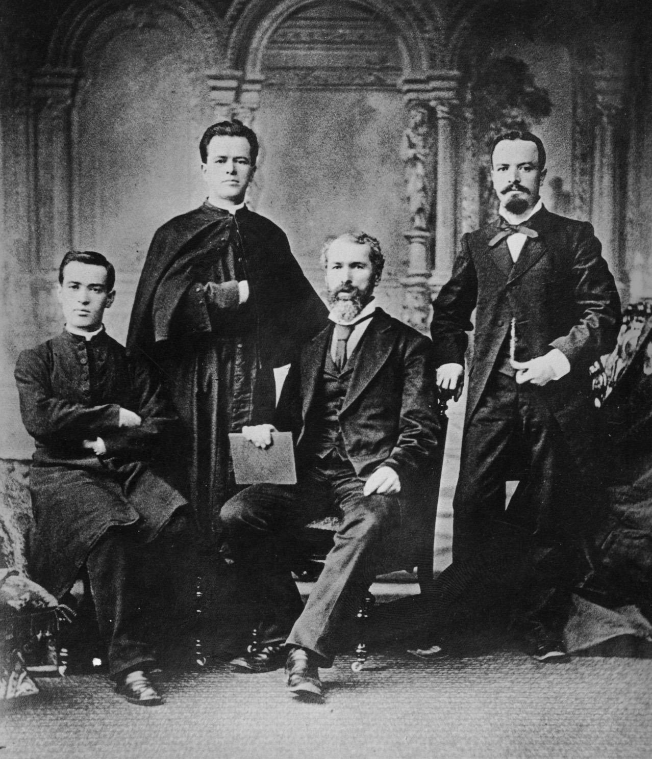 Barzyński Family, photo: Polish Museum of America