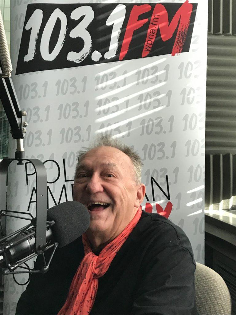 Michał Urbaniak w 103 1 FM