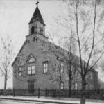 St. Hyacinth's first church