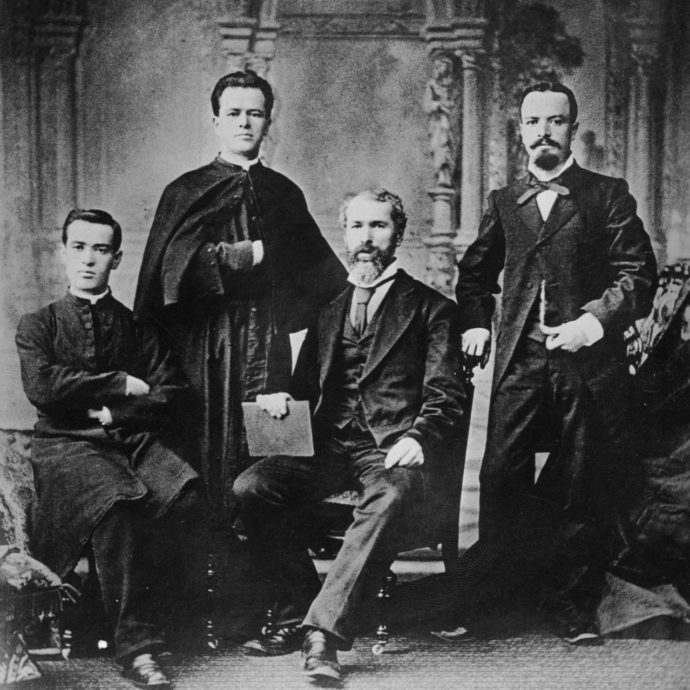 Barzyński Family, photo: Polish Museum of America