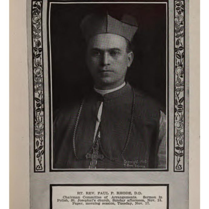 Bishop Paul Rhode