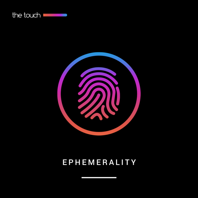 thetouch-Ephemerality-Cover