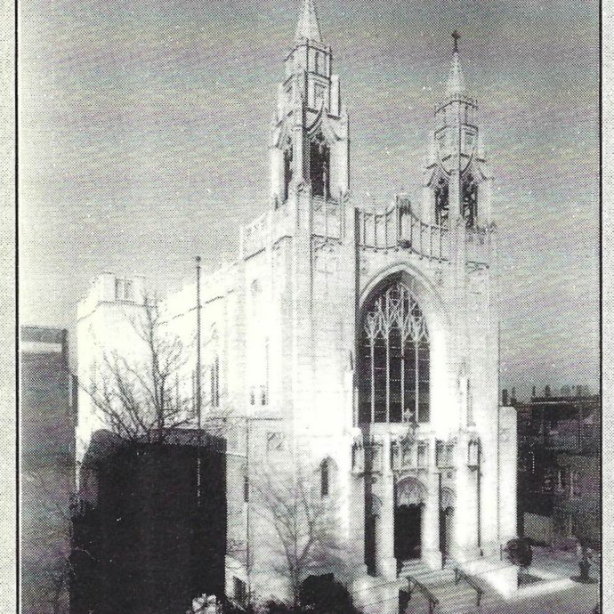 All Saints Cathedral - Chicago