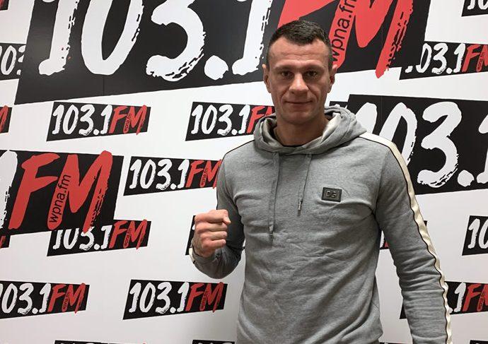 Polish Kickboxer - Arkadiusz Wrzosek