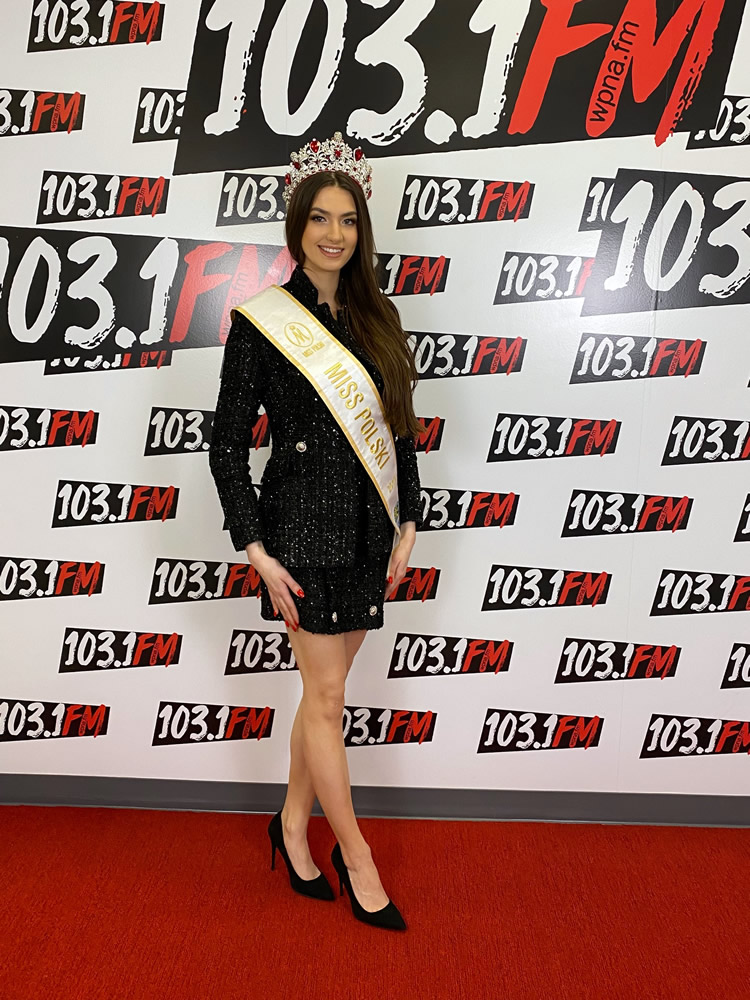 Miss Polski - Magdalena Kasiborska