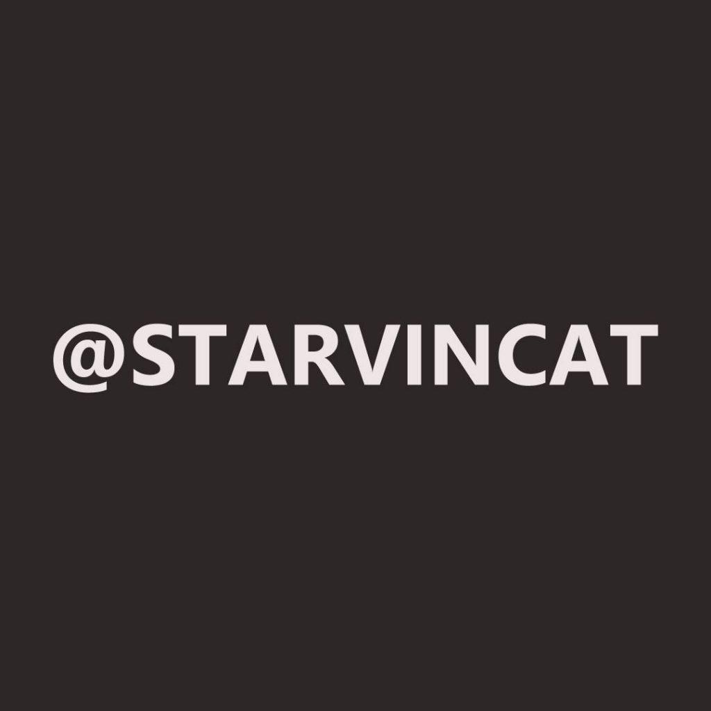 Starvin Cat